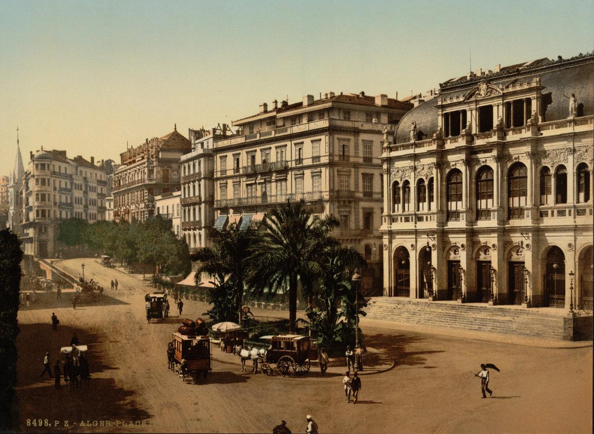 Pałac w Oranie