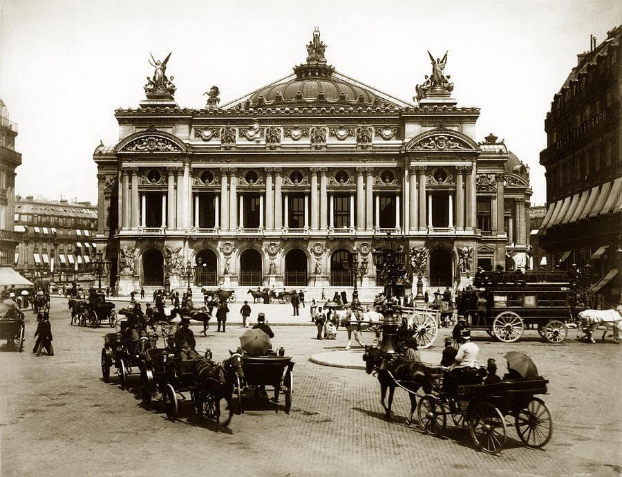 Obraz Paryża w Lalce - jak stolicę Francji widział Stanisław Wokulski